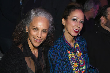 Pat Cleveland Anna Sui - Front Row - February 2018 - New York Fashion Week: The Shows