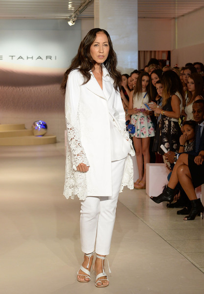 Elie Tahari Presentation Spring 2016 New York Fashion Week