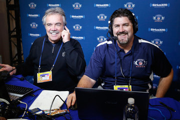 Pat Kirwan SiriusXM at Super Bowl XLIX Radio Row
