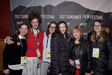 Pat Mitchell Stories of Change Reception - 2017 Sundance Film Festival
