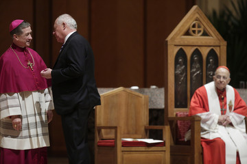 Pat Quinn Blase Cupich Welcomed As Archbishop Of Chicago