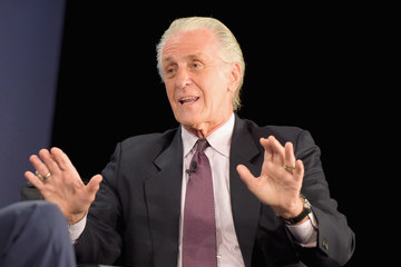 Pat Riley American Express Teamed Up With Magic Johnson And Pat Riley
