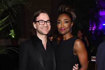 Patina Miller Fashion Rocks 2014 After Party - Inside