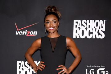 Patina Miller Three Lions Entertainment Presents Fashion Rocks 2014 - Arrivals