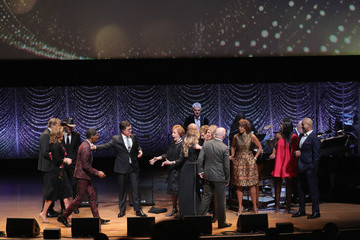 Patina Miller Lincoln Center's American Songbook Gala - Inside
