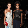 Patina Miller Bibhu Mohapatra - Front Row - September 2016 - New York Fashion Week: The Shows