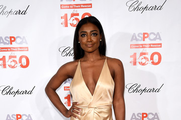 Patina Miller ASPCA Hosts 19th Annual Bergh Ball Honoring Drew Barrymore, Hosted By Nathan Lane With Music By Mark Ronson - Arrivals