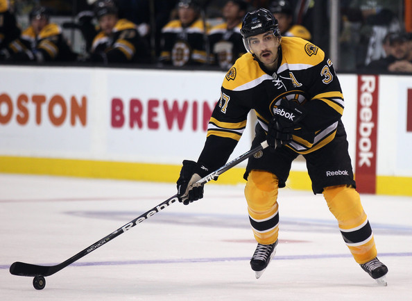 Patrice Bergeron Pictures New Jersey Devils V Boston