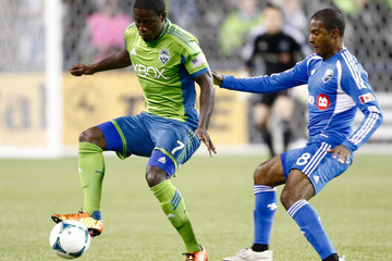 Patrice Bernier Montreal Impact v Seattle Sounders