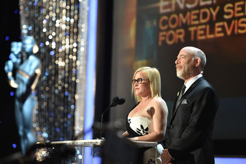 Patricia Arquette J.K. Simmons The 22nd Annual Screen Actors Guild Awards - Show