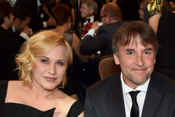 Patricia Arquette Richard Linklater 17th Costume Designers Guild Awards With Presenting Sponsor Lacoste - Backstage And Audience