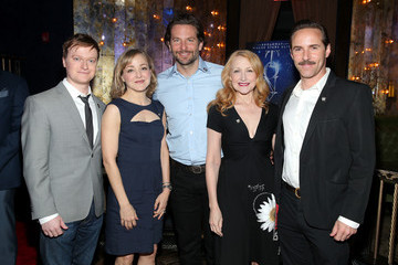 Patricia Clarkson Bradley Cooper 2015 Tony Awards Meet The Nominees Press Reception