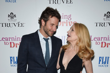 Patricia Clarkson Bradley Cooper A Celebration for Patricia Clarkson, Presented by FIJI Water and Truvee Wines