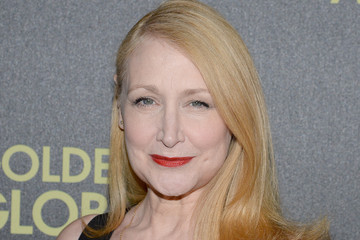 Patricia Clarkson Hollywood Foreign Press Association and InStyle Celebrate the 2016 Golden Globe Award Season