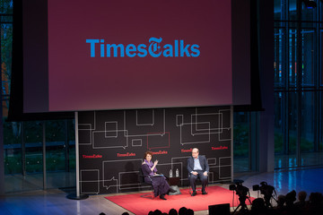 Patricia Cohen TimeTalks Presents: Freedom And Moral Courage Salman Rushdie And Ai Wei Wei