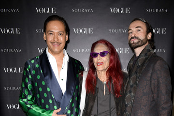 Patricia Field Souraya X Vogue Arabia Dinner And Show -  Paris Fashion Week Event