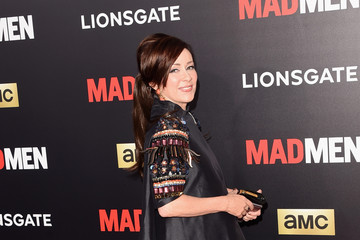 Patricia Heaton AMC Celebrates 'Mad Men' With The Black & Red Ball - Arrivals