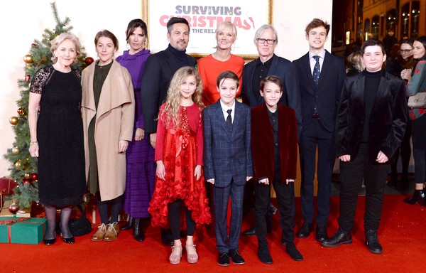 'Surviving Christmas With The Relatives' World Premiere - Red Carpet Arrivals