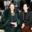 Patricia Lansing Carolina Herrera - Front Row - February 2020 - New York Fashion Week