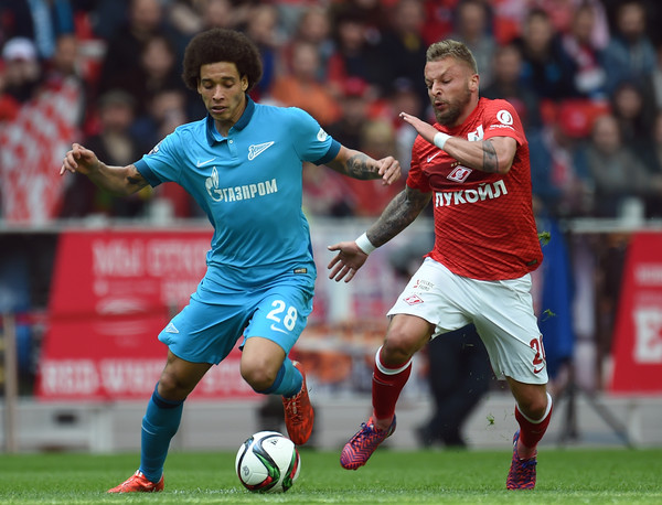 zenit st petersburg vs spartak moscow results