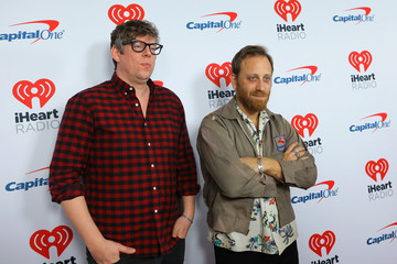 Patrick Carney iHeartRadio ALTer EGO Presented by Capital One - Arrivals