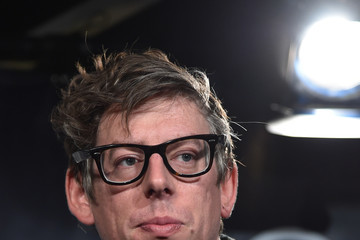 Patrick Carney 31st Annual Rock and Roll Hall of Fame Induction Ceremony - Press Room