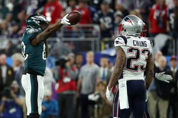 Patrick Chung Super Bowl LII - Philadelphia Eagles v New England Patriots