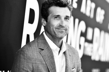 Patrick Dempsey Premiere Of 20th Century Fox's 'The Art Of Racing In The Rain' - Red Carpet