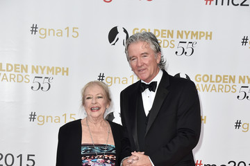 Patrick Duffy Celebrities Pose at the 55th Monte Carlo TV Festival