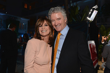 Patrick Duffy Inside TNT's 25th Anniversary Party