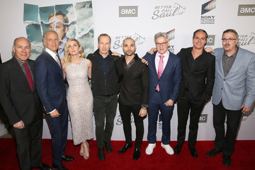 "Patrick Fabian Peter Gould ""Better Call Saul"" Premiere and After Party"