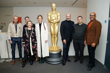 Patrick Harrison The Academy of Motion Picture Arts & Sciences Hosts an Official Academy Screening of 'PHANTOM THREAD'