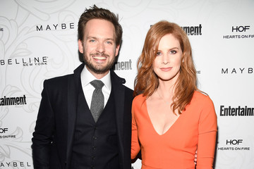 Patrick J. Adams Entertainment Weekly Celebrates the SAG Award Nominees at Chateau MarmontSsponsored by Maybelline New York - Arrivals