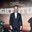 Patrick J. Adams National Geographic's THE RIGHT STUFF World Premiere At Disney+ Drive-In Festival