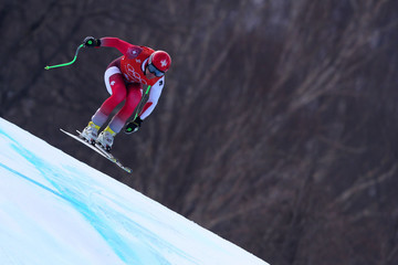 Patrick Kueng Alpine Skiing - Winter Olympics Day 0