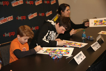 Patrick McHale Cartoon Network at New York Comic Con 2014
