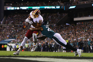 Patrick Robinson Washington Redskins v Philadelphia Eagles