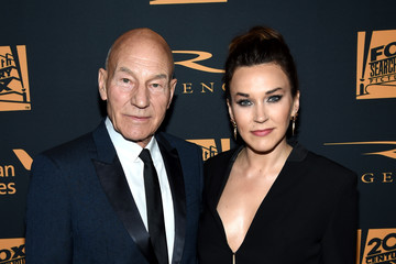 Patrick Stewart 2016 Oscars After Party - Photo Gallery