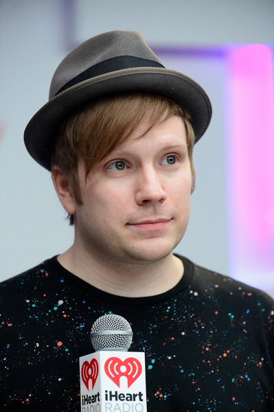 Patrick Stump Photos Photos - 2015 iHeartRadio Music ...