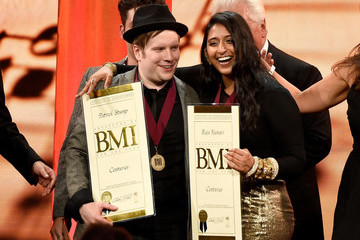 Patrick Stump Broadcast Music Inc. (BMI) Honors Taylor Swift and Songwriting Duo Mann & Weil at The 64th Annual BMI Pop Awards