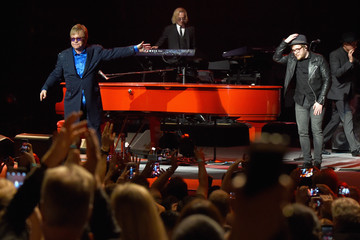 Patrick Stump Island Life Presents Elton John and His Band at the Wiltern with Special Guests