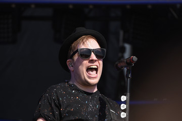 Patrick Stump Global Citizen 2015 Earth Day On National Mall To End Extreme Poverty And Solve Climate Change - Show