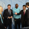 Patrick Vieira State Visit of the President of the People's Republic of China - Day 5