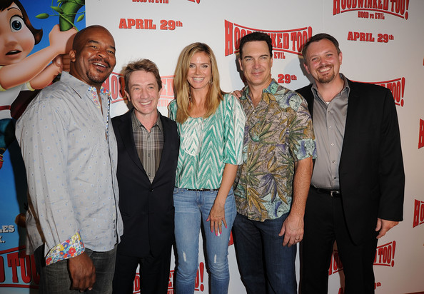 """Premiere Of The Weinstein Company's """"Hoodwinked Too! Hood Vs. Evil In 3D"""" - Red Carpet"""