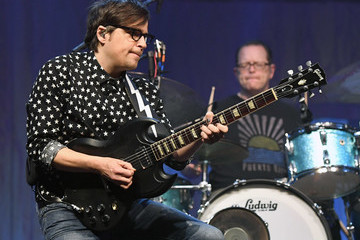 Patrick Wilson Weezer And Pixies Perform Together In Concert - Las Vegas, NV