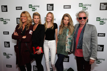 Patti Hansen The Film Society Of Lincoln Center and AMC Celebrate 'Breaking Bad' - Red Carpet