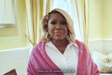 Patti LaBelle Breast Cancer Research Foundation's Virtual Hot Pink Evening