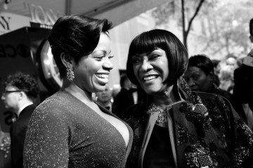 Patti LaBelle Fantasia Barrino 2014 Tony Awards - Alternative Views