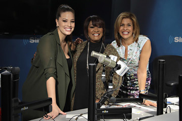 Patti LaBelle Hoda Kotb Hosts a SiriusXM 'Leading Ladies' Event with Model Ashley Graham