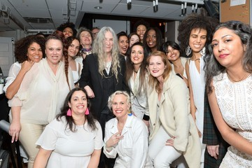 Patti Smith 33nd Annual Tibet House US Benefit Concert & Gala - Backstage